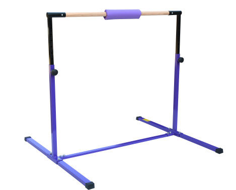 School Gymnastics Equipment Bars / Girls Gymnastics Bar For High Grade Competition Dance